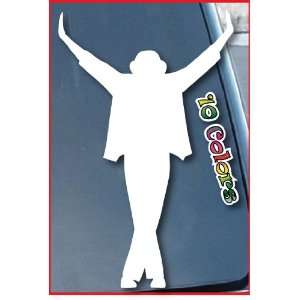 Michael Jackson This is it Car Window Vinyl Decal Sticker