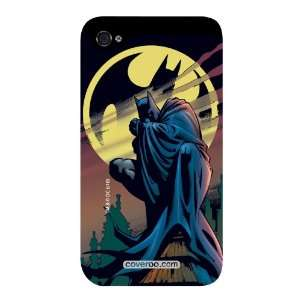 Batman   Bat Signal Design on AT&T iPhone 4 Case by