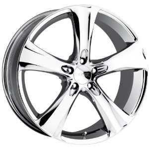 Boss Motorsports 328 Chrome Wheel (18x8/5x4.5