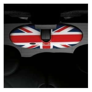 Genuine MINI Cooper Rear View Mirror Cover  Union Jack  WITHOUT Auto