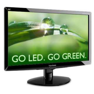 VA1938wa LED 19 LED LCD Monitor, 169, 5ms, 1366x768, 250 Nit, Black