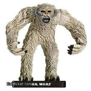 Wampa (Star Wars Miniatures   Alliance and Empire   Rampaging Wampa