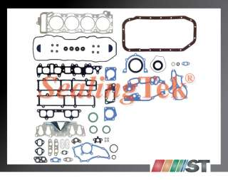 85 95 Toyota 2.4L 22R 22RE 22REC Engine Full Gasket Set Kit Complete