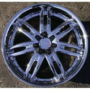 MKW M75   18 x 7.5   CHROME   Rims / Wheels   CHEVROLET