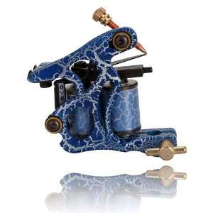 New Colorful Cast 10 Wrap Coils Tattoo Machine Liner Shader Gun HB
