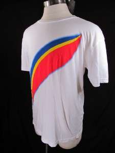 Captain EO Michael Jackson Disney Rainbow Shirt Mens
