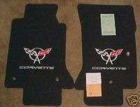 LLOYD ULTIMATS floor mats 1997 2004 CORVETTE C5