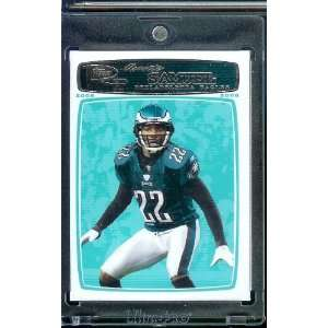 Asante Samuel   New England Patriots   NFL Football Trading Cards