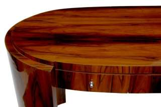 Art Deco Desk Rosewood Writing Table Bureau Office Furniture