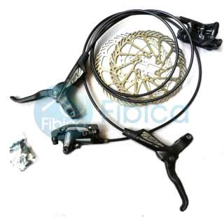 2012 Avid Elixir 1 Hydraulic Disc Brake+G3 set black