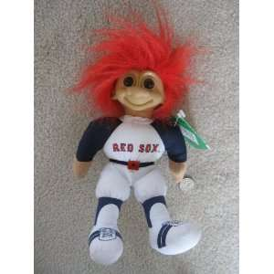 A Good Luck Red Sox Troll With Red Hair