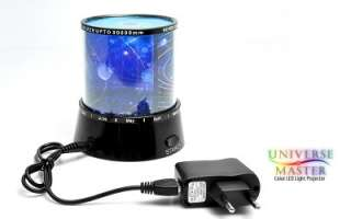 Color LED Light Projector   Moving LED Universe   3 modes