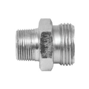 Dixon Valve GDL10 Plated Steel Air Fitting, Heavy Duty Ground Joint