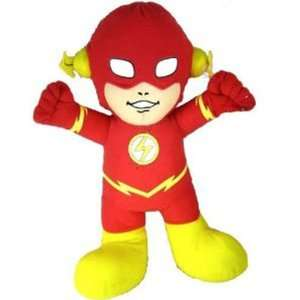 The Flash Plush Toy   DC Super Friends Doll (13 Inch) Toys & Games