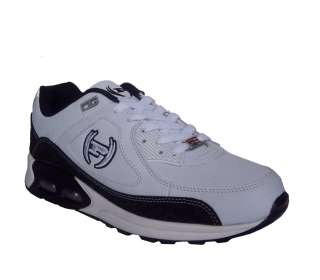 Phat Farm BOLT Mens White Black Athletic Training Sneakers