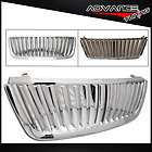 03 06 FORD EXPEDITION UPPER BILLET GRILLE GRILL CHROME BRAND NEW 03 04