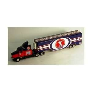 Scale Throwback Tractor Trailer   New York Giants