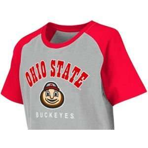 Ohio State Buckeyes Colosseum NCAA Kids Carrier T Shirt