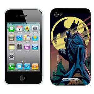 Batman Bat Signal on AT&T iPhone 4 Case by Coveroo