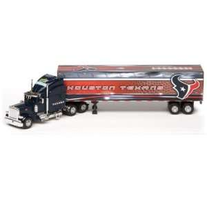 2007 Upper Deck Collectibles NFL Peterbilt Tractor Trailer