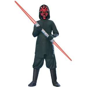 Child Darth Maul Costume   Kids Star Wars Costumes Toys & Games
