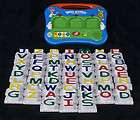 Leap Frog WORD WHAMMER Fridge Phonics Set + 59 Alphabet