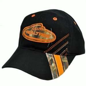 Realtree Black Orange Youth Kids Advantage Max 4 Camo Hunting Camping