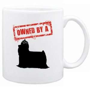 New  Owned By Yorkshire Terriers  Mug Dog