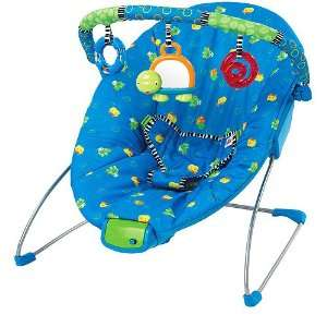 Bright Starts Bouncing Buddies Bouncer Baby