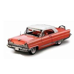 Convertible (1956, 118, Island Coral w/ White Roof) diecast car