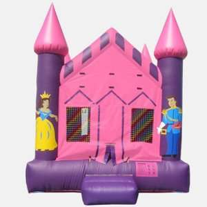 13 Foot Princess Castle Bounce House (Commercial Grade) Toys & Games