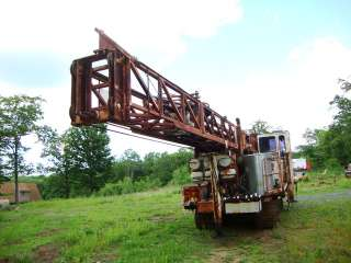 Ingersoll Rand Drill Vertical Air Drill On Tracks‏ DM25