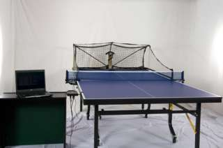 Newgy Robo Pong 2050 Digital Table Tennis Robot