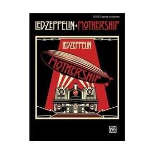 Led Zeppelin   Mothership   Guitar Tab Songbook Musical Instruments