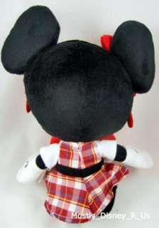 New  Nerds Mickey & Minnie Mouse Plush Doll