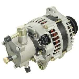 This is a Brand New Alternator Fits Hitachi with Vacuum