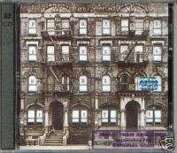 LED ZEPPELIN PHYSICAL GRAFFITI NEW 2 CD SET REMASTERED