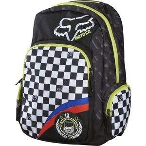 Fox Racing Revived Backpack   Black Automotive