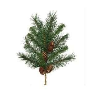 Club Pack of 12 Cheyenne Pine Artificial Christmas Sprays