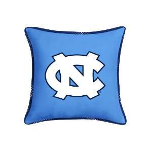 Collegiate North Carolina Tar Heels MVP Throw Pillow