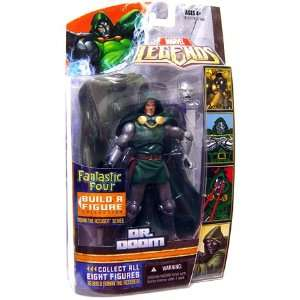 Marvel Legends Dr. Doom Action Figure Variant Mask Off
