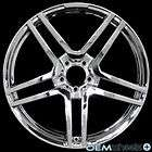 20 CHROME SPORT WHEELS FITS MERCEDES BENZ AMG S400 S55