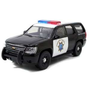 Jada 1/32 CHP California Highway Patrol Chevy Tahoe Toys & Games