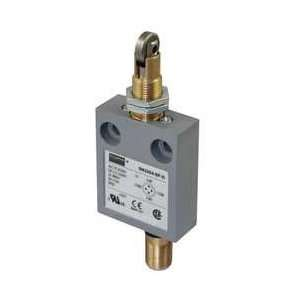 Dayton 12T953 Mini Limit Switch, SPDT, Vert, Cross Roller