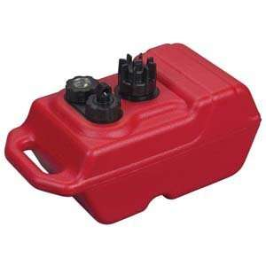 Moeller 3 Gallon Above Deck Portable Fuel Tank