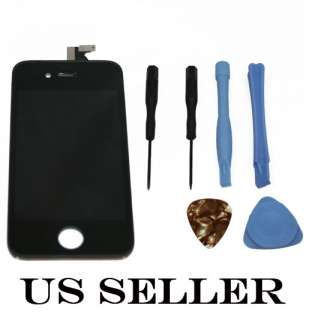 Replacement Black OEM LCD + Glass Digitizer Screen Assembly for AT&T