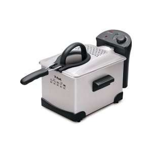 Fal   T Fal FR1014002 Easy Pro Deep Fryer Stainless Steel