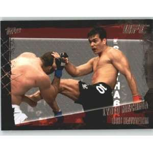 2010 Topps UFC Trading Card # 59 Lyoto Machida (Ultimate Fighting