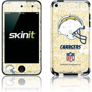San Diego Chargers   Helmet skin for iPod Touch (4th Gen