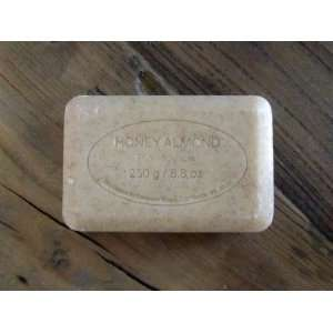 Honey Almond Shea Butter Enriched Soap 250g Beauty